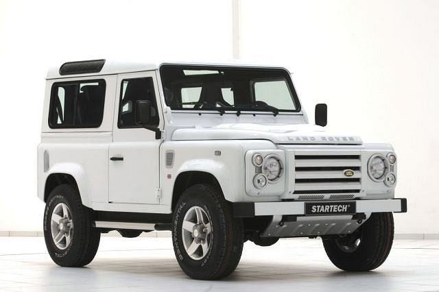 Land Rover Yachting Edition