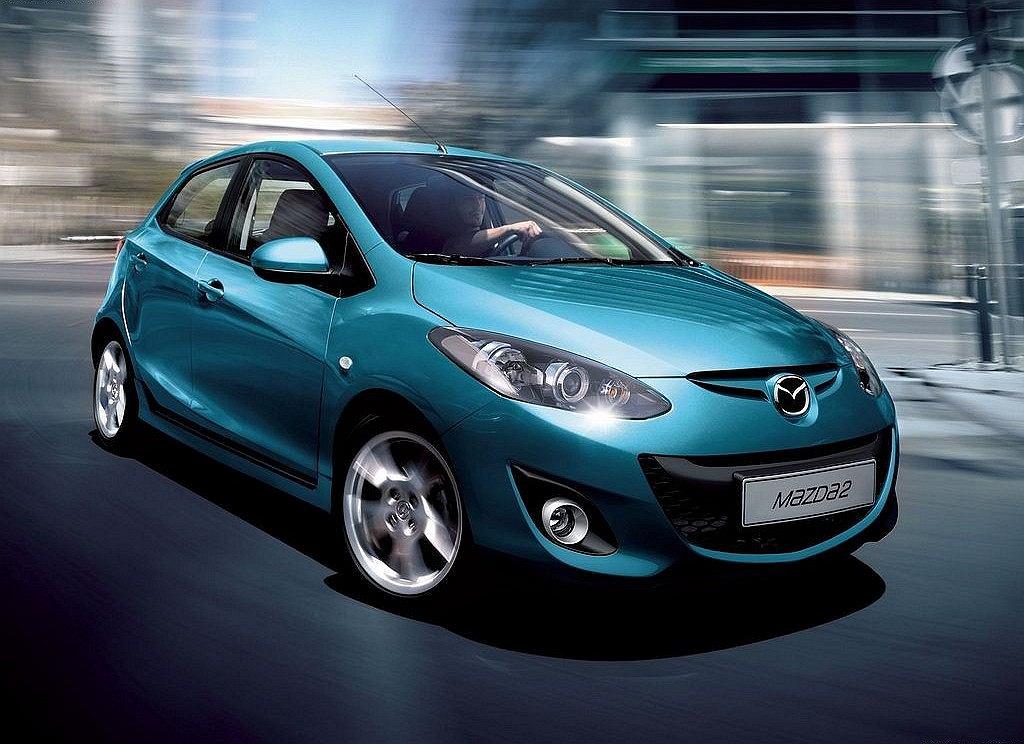 Mazda2 2011 (face-lifting)