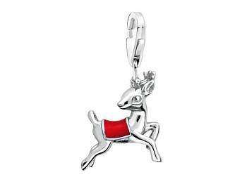 Świąteczna kolekcja biżuterii Apart, charms, 59 zł