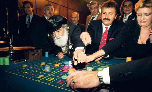 hazard ruletka