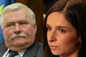 Lech Wałęsa krytykuje Martę Kaczyńską