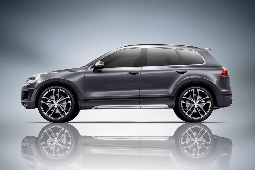 Volkswagen Touareg (ABT tuning)