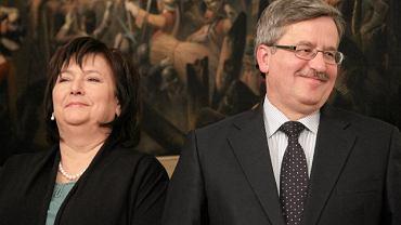 Prezydencka para mieszka już w Belwederze