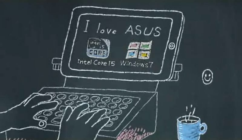 Asus tablet EP121