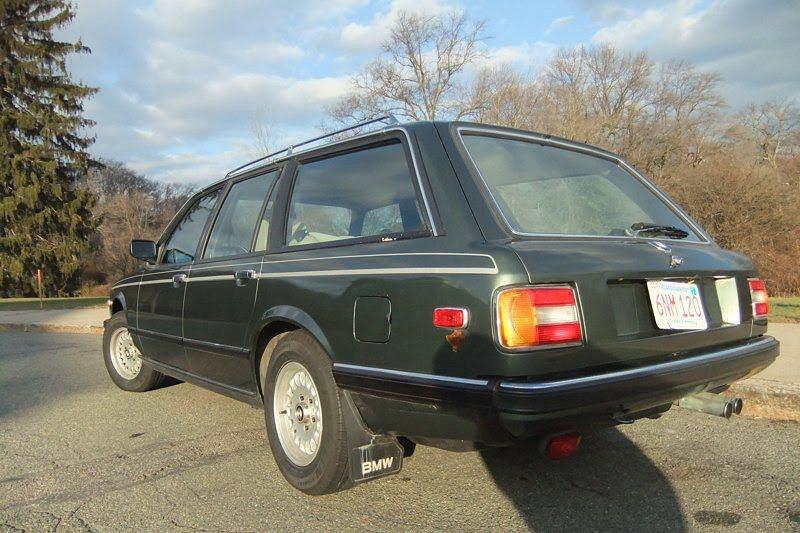 BMW 735i Touring