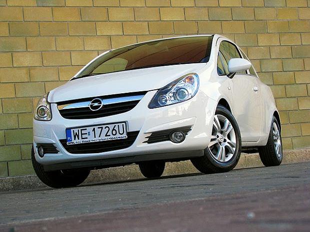 Opel Corsa 1.3 CDTi ecoFlex - test | Za kierownicą