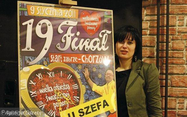 Plakat WOŚP.