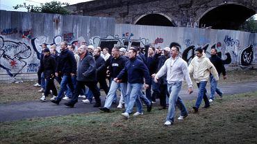 Kadr z filmu ''Football Factory''