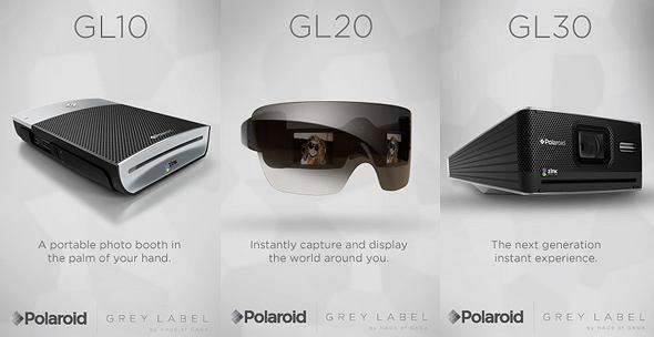 Produkty Lady Gagi dla Polaroid