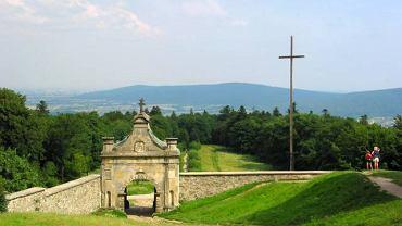 Opactwo benedyktynów na Świętym Krzyżu w Górach Świętokrzyskich