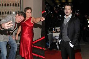 Dorota Wellman, Marcin Prokop, Colin Farrell