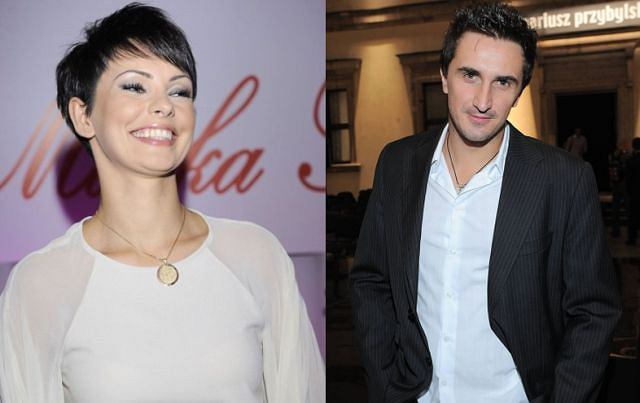 Dorota Gardias i Sebastian Karpiel-Bułecka