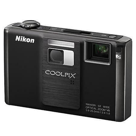 Aparat cyfrowy Nikon Coolpix S1000pj