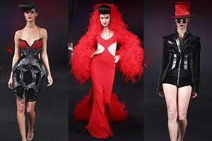 Polska projektantka Eva Minge po raz piąty już zaprezentowała swoją kolekcję w trakcie paryskiego tygodnia mody. Tym razem inspirowała się filmem Dracula. Kolekcja Evy Minge jest przesycona Glam-Rockiem, przywołuje stylistykę baroku i wampirów. Zobaczcie jak to wyglądało.