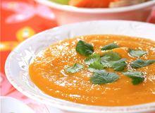 Zupa ze słodkich ziemniaków i marchewki - ugotuj