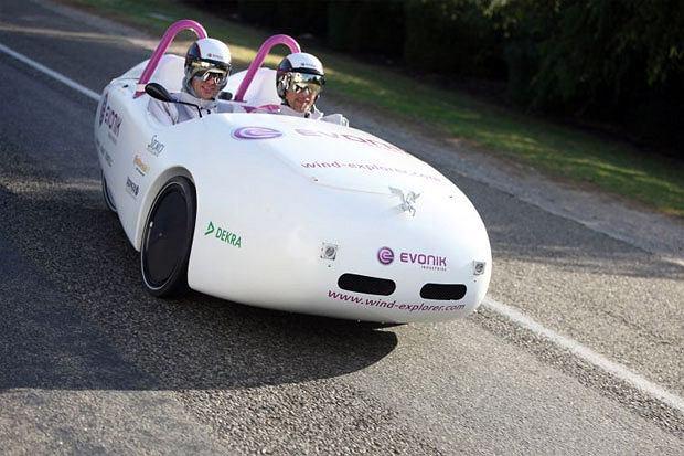 Przyszłość motoryzacji to