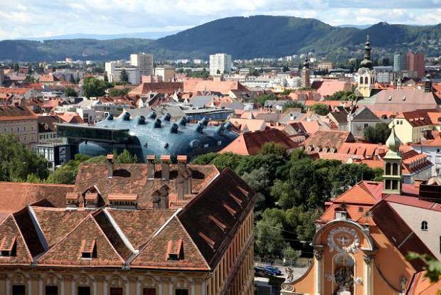 Austria. Wyjątkowe miasto Graz