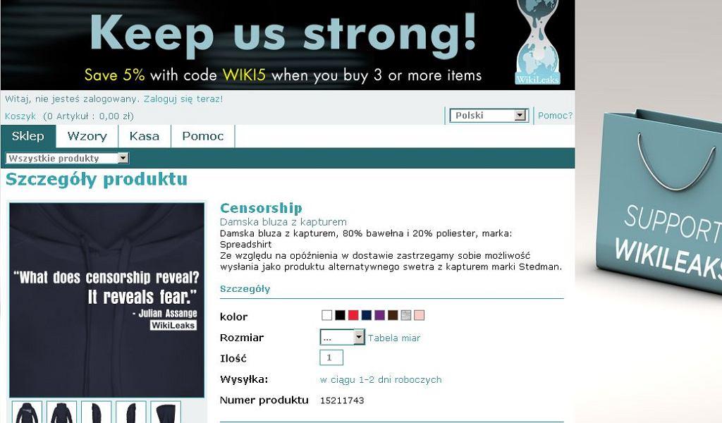 Sklep Wikileaks
