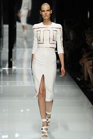 Versace wiosna/lato 2011