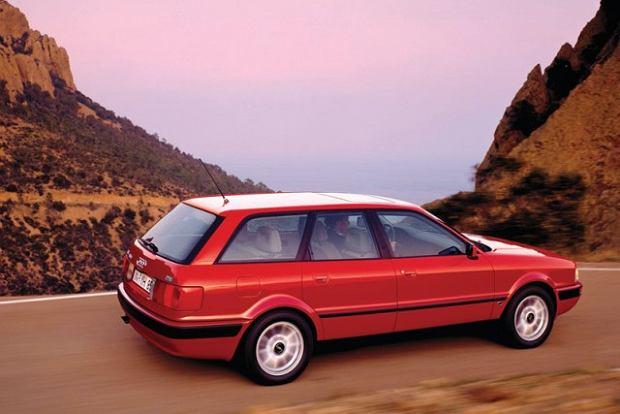 Którą generację Audi 80/A4 uważasz za najlepszą?