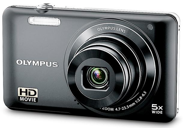 aparat fotograficzny, Olympus VG-130
