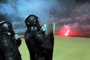 Raport UEFA przed Euro 2012: Kibole-rasiści problemem Polski i Ukrainy