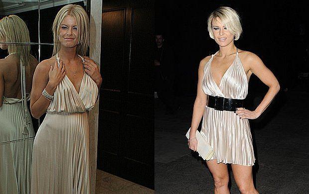 Marta Wiśniewska pojawiła się na rozdaniu Oskarów Fashion w plisowanej kreacji. Jakież było nasze zdziwienie, gdy okazało się, że tę suknię miała już na sobie... 6 lat temu rozdaniu