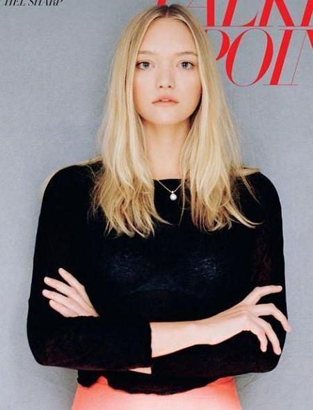 Gemma Ward - australijski Harper's Bazaar