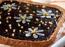 Mazurek czekoladowy - ugotuj