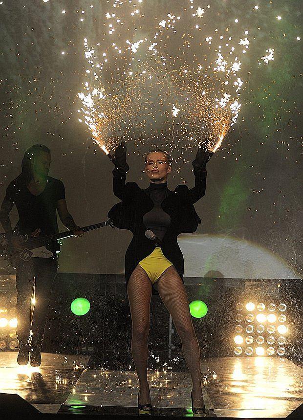 Maja Frykowska: Doda spaliła mi sukienkę.