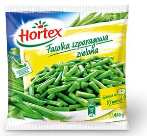 Hortex, fasolka szparagowa