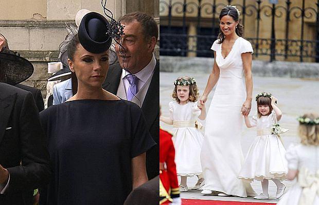 Na królewskim ślubie księcia Williama i Kate Middleton pojawiła się rodzina, przyjaciele oraz gwiazdy. Co na siebie włożyli?