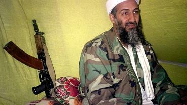 Osama ben Laden. Zdjęcie z 1998 roku