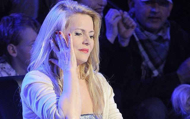 Grażyna Szapołowska.