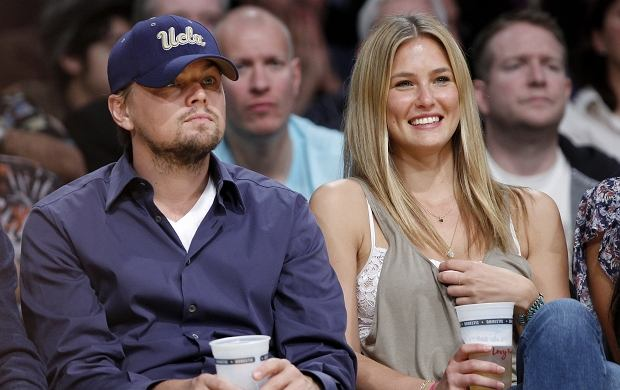 Bar Rafaeli i Leonardo DiCaprio.