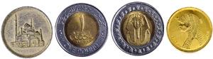 egipt, monety,