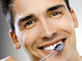 Szczotka do zębów dobrze serwisowana