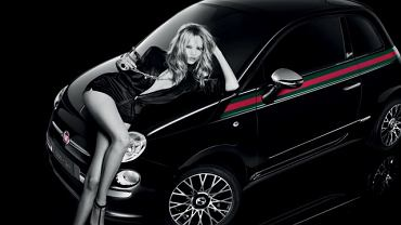 Fiat 500 od Gucciego i Natashy Poly