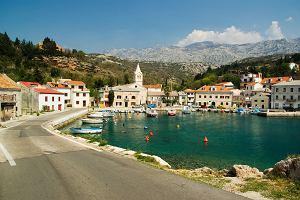 Chorwacja. Wyspa Rab