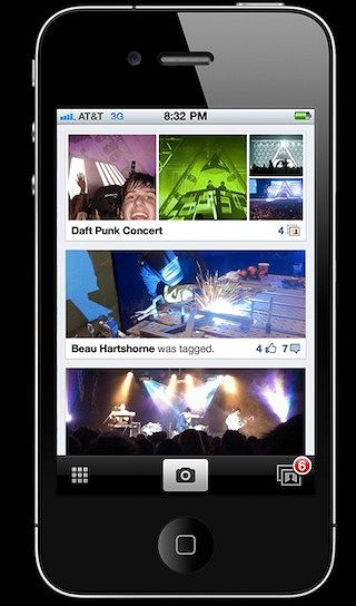 Prawdopodobnie tak wygląda nowa aplikacja Facebooka do dzielenia się zdjęciami