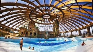 aqua world, węgry, aquapark