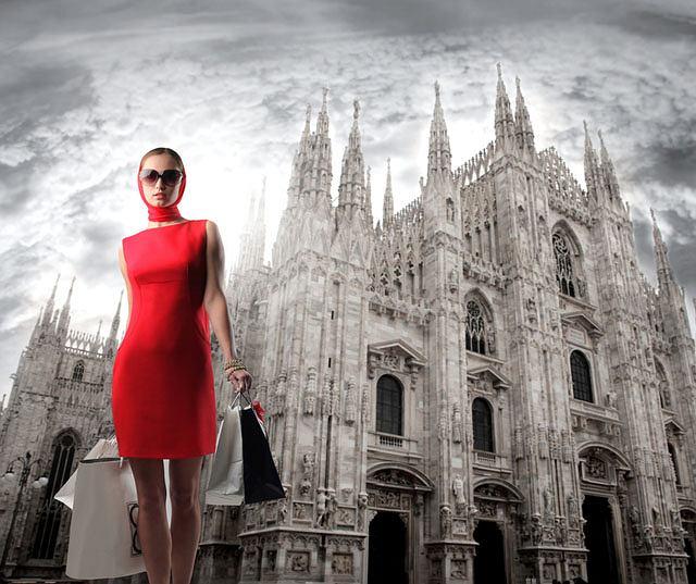 Przewodnik po zakupach - Mediolan