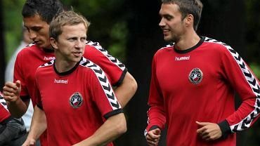 Marcin Baszczyński (z lewej) i Adam Kokoszka
