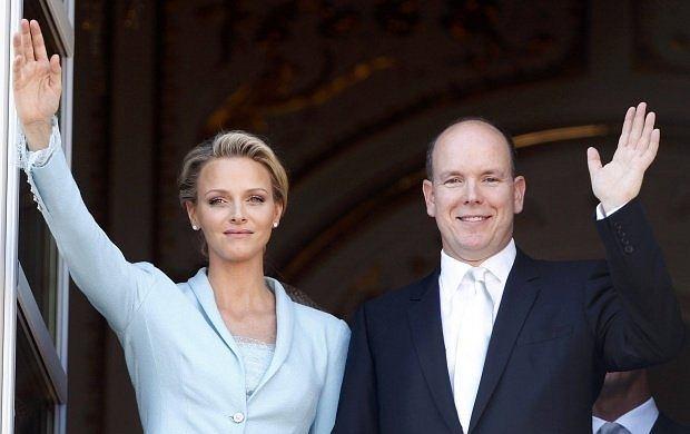 Charlene Wittstock, książę Albert