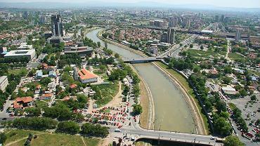 Panorama Skopje, Macedonia