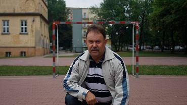 Zbigniew Mikołajów przed laty szalał w ataku Zagłębia Sosnowiec