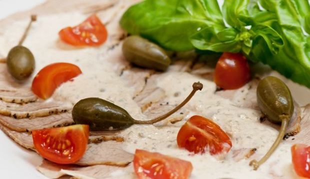 Vitello tonnato - wideo