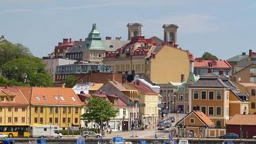 Karlskrona, Szwecja