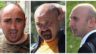 Gija Abdaładze, Zurab Kurcikidze, Iraklij Gedenidze