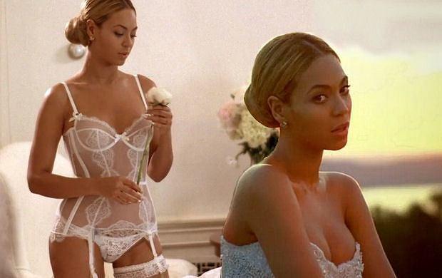 Kusząca Beyonce w nowym teledysku - GALERIA!
